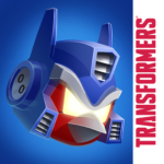 Angry Birds Transformers (MOD, Unlimited Coins/gold) 1.51.1