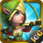 Castle Clash: RPG War and Strategy FR (MOD, Unlimited Money) 1.7.2