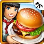 Cooking Fever (MOD, Unlimited Coins/gems) 8.0.1