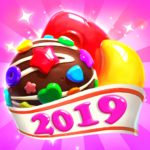 Crazy Candy Bomb – Sweet match 3 game (MOD, Unlimited Money) 4.5.0