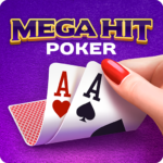 Mega Hit Poker: Texas Holdem massive tournament (MOD, Unlimited Money) 3.10.6