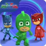 PJ Masks: Time To Be A Hero (MOD, Unlimited Money) 2.1.2