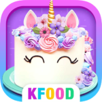 Unicorn Chef: Free & Fun Cooking Games for Girls (MOD, Unlimited Money) 3.1