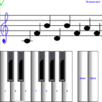 ¼ learn sight read music notes – piano sheet tutor (MOD, Unlimited Money) 6.0.7