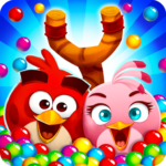 Angry Birds POP Bubble Shooter (MOD, Unlimited Money) 3.77.0