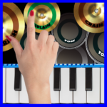 Blue Drum – Piano Apk 1.14
