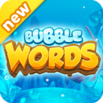 Bubble Word Games! Search & Connect Word & Letters (MOD, Unlimited Money) 1.3.8