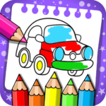 Coloring & Learn (MOD, Unlimited Money) 1.101