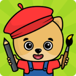 Coloring games for kids Apk 3.103