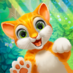 Garden Pets: Match-3 Dog & Cat Home Decorate (MOD, Unlimited Money) 1.34