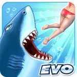 Hungry Shark Evolution (MOD, Unlimited Coins/Boosters) 7.4.0