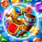 Jewels Time : Endless match (MOD, Unlimited Money) 2.6.1
