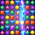Jewels Track – Match 3 Puzzle (MOD, Unlimited Money) 5.2.3957