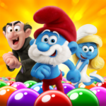 Smurfs Bubble Shooter Story (MOD, Unlimited Money) 3.00.040202