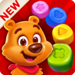Toy Party: Match Three Game with Toy Friends! Mod Apk 2.1.41