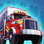 Transit King Tycoon  – Transport Empire Builder (MOD, Unlimited Money) 3.17