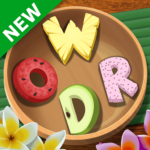 Word Beach: Connect Letters, Fun Word Search Games (MOD, Unlimited Money) 2.01.07