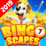 Bingo Scapes – Lucky Bingo Game Free to Play Apk 1.3.0