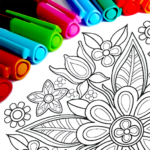 Mandala Coloring Pages Apk 13.4.4
