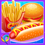 Street Food – Cooking Game for Kids (MOD, Unlimited Money) 1.3.7