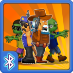 Two guys & Zombies (bluetooth game) (MOD, Unlimited Money) 1.3.0