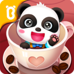 Baby Panda's Café- Be a Host of Coffee Shop & Cook (MOD, Unlimited Money) 8.42.00.03