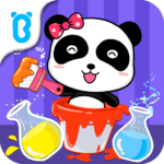 Baby Panda's Color Mixing Studio (MOD, Unlimited Money) 8.39.00.08