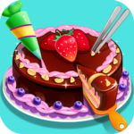 Cake Shop – Kids Cooking (MOD, Unlimited Money) 3.3.5017
