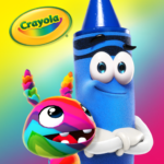 Crayola Create & Play: Coloring & Learning Games (MOD, Unlimited Money) 1.22