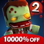 Call of Mini™ Zombies 2 (MOD, Unlimited Money) 2.2.2