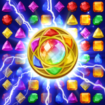 Jewels Magic: Mystery Match3 (MOD, Unlimited Money) 2.0.0