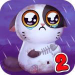 My Cat Mimitos 2 – Virtual pet with Minigames (MOD, Unlimited Money) 1.6.10