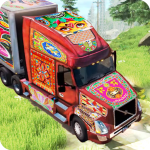 PK Cargo Truck Transport Game 2018 (MOD, Unlimited Money) 1.4.2