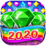 Bling Crush – Jewel & Gems Match 3 Puzzle Games (Mod) 1.4.1