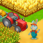 Farm Zoo: Happy Day in Animal Village and Pet City (Mod) 1.39