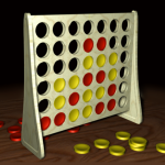 Four In A Line V+, connect 4 board game (Mod) 5.25.66