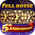 Full House Casino – Free Vegas Slots Casino Games (Mod) 1.3.6