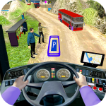 Modern Bus Drive 3D Parking new Games-FFG Bus Game Mod 2.40