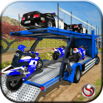 OffRoad Police Transport Truck Driving Games (Mod) 3.2