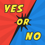 Yes Or No – Funny Ask and Answer Questions game  (Mod) 4.9.5