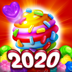 Candy Smash – 2020 Match 3 Puzzle Free Game (Mod) 1.6.4