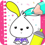 Coloring games for kids – Learn & painting games (Mod) 1.1.4