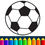 Football coloring book game (Mod) 13.9.6