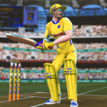 Cricket World Tournament Cup  2020: Play Live Game (Mod) 7.1