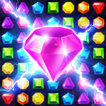 Jewels Planet – Free Match 3 & Puzzle Game (Mod) 1.2.22