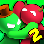 Noodleman.io 2 – Fun Fight Party Games Mod