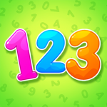 Numbers for kids Counting 123 games Mod