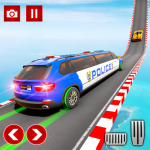 Police Limo Car Stunts GT Racing: Ramp Car Stunt (Mod) 2.4