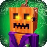 Scary Theme Park Craft: Spooky Horror Zombie Games (Mod) 1.13-minApi19