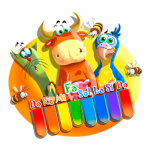 Baby Zoo Piano with Music for Toddlers and Kids (Mod)